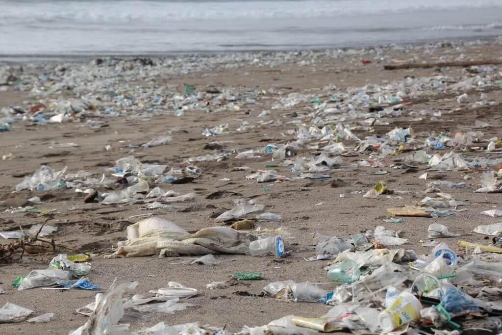 auf Plastik verzichten gegen den Klimawandel