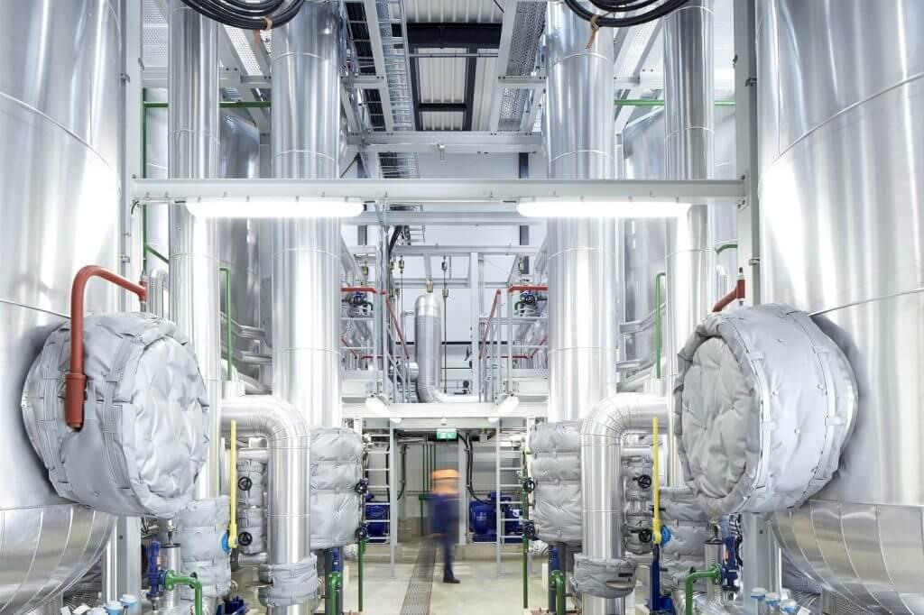 Power-2-Heat Anlage Wien