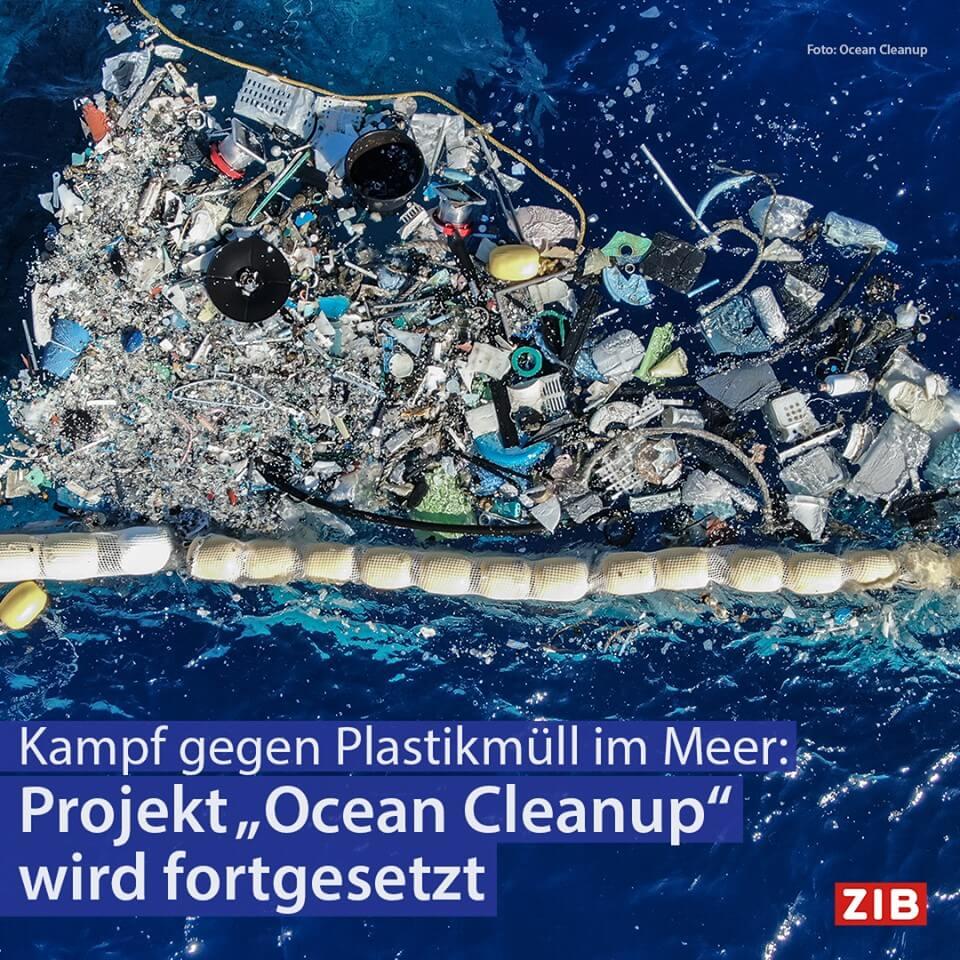 Kampf gegen den Plastikmüll im Meer