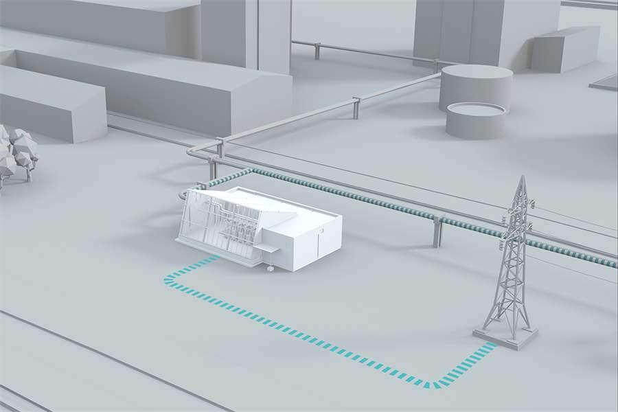 Wasserstoff zur Sektorenkopplung