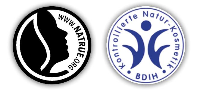 zertifizierte Naturkosmetik Siegel - Energiesparblog und Greenpeace