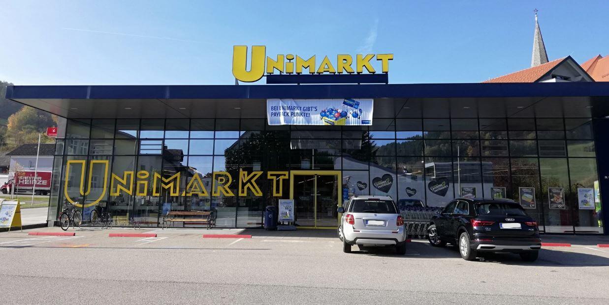 Unimarkt Waldhausen setzt auf Mehrweg