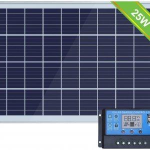 tragbares Solarpanel