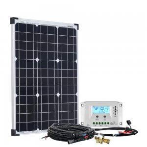 Photovoltaikanlage - Inselsolaranlage